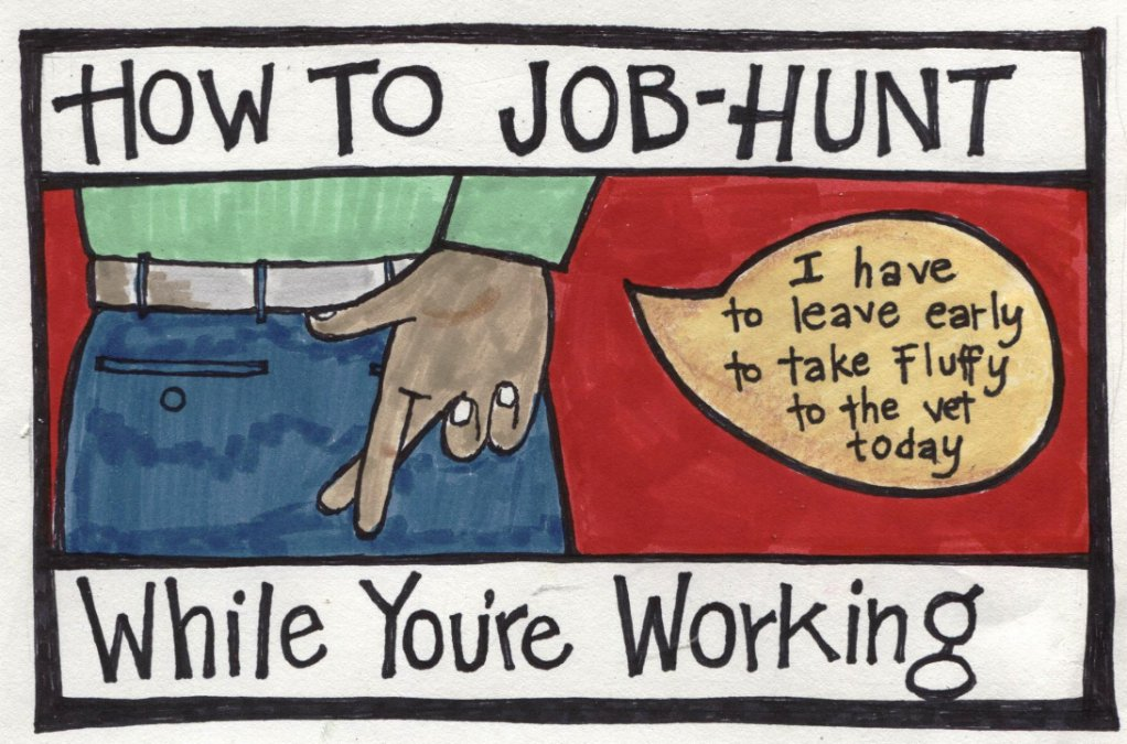 should you tell your boss that youre job hunting