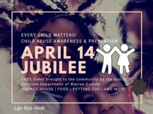 Every Child Matters Jubilee @ Warren County Health and Human Services Complex