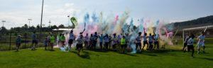 Skyline-Warren 5th Annual Color Run @ Skyline High School