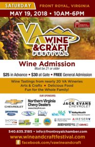 Virginia Wine & Craft festival @ Village Commons