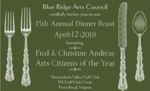 15th Annual Dinner Roast @ Shenandoah Valley Golf Club