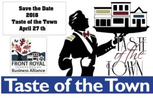 Taste of the Town 2018 @ Main Street