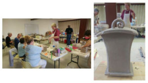 Ceramic Box Sculpture Workshop @ The Kiln Doctor