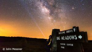 Night Skies @ Shenandoah National Park
