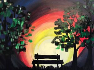 Paint Nite: Sunday in the Park with Maddie @ Selah Theatre Project