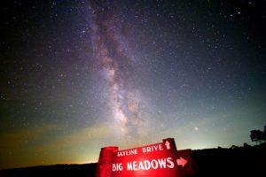 Let's Talk About Space In Shenandoah @ Shenandoah National Park