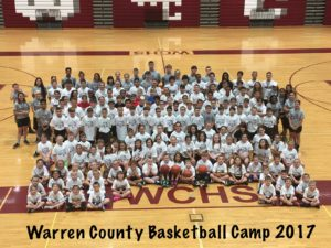 WCHS Basketball Camp @ Warren County High School
