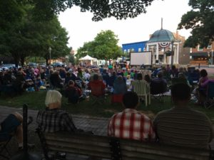 Gazebo Flix @ Village Commons