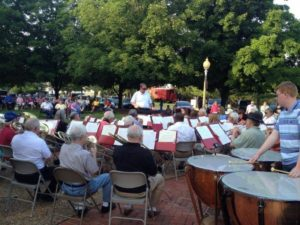 Gazebo Gatherings @  Village Commons