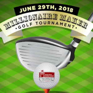 Millionaire Maker Golf Tournament @ Blue Ridge Shadows Golf Club