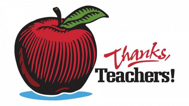 Image result for teacher appreciation clip art