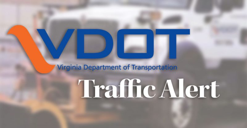 Tonight Is Last Night For Alternate >> I 66 Traffic Stoppages And Slowdowns Tonight Nov 6 And Wednesday