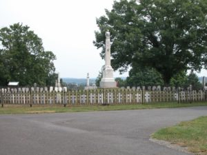 Annual ceremony at the Monument to Mosby's Men @ Prospect Hill Cemetery