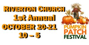 Pumpkin Patch Festival @ Riverton United Methodist Church