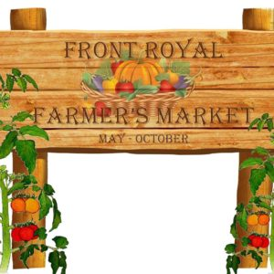 Front Royal Farmers Market @ Near the Gazebo at the Village Commons