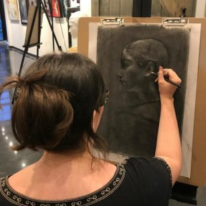 Drawing Studio: Winter 2019 5-Week Course @ Art in the Valley