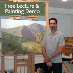 Armand Cabrera Lecture and Demonstration @ Art in the Valley