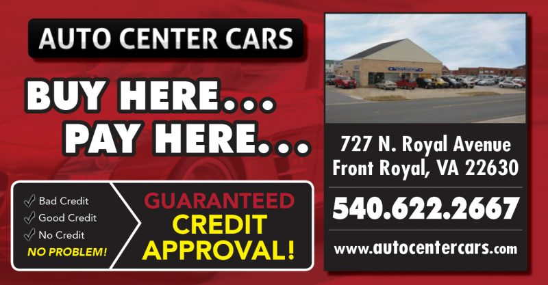Auto Center Cars Royal Examiner