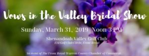Vows in the Valley - Bridal showcase @ Shenandoah Valley Golf Club