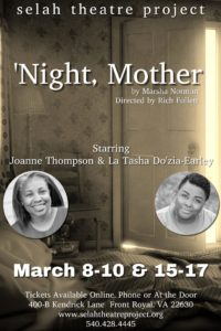 'Night, Mother @ Selah Theatre
