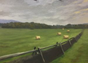Painting the Landscape with Oils: Spring @ Art in the Valley