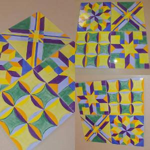 Quilt Tile Workshop @ The Kiln Doctor