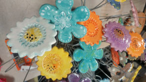 Spring Flowers and Butterfly Workshop @ The Kiln Doctor