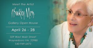 P. Buckley Moss Open House @ P. Buckley Moss Gallery