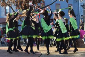Irish Step Dancing Performance @ Samuels Public Library