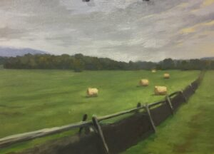 Painting the Landscape with Oils: Late Spring @ Art in the Valley