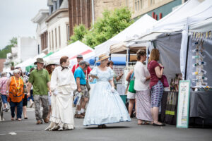 33rd Annual Virginia Wine & Craft Festival @ Downtown Front Royal