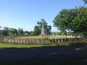 Confederate Memorial Day ceremony @ Prospect Hill Cemetery's Soldiers Circle