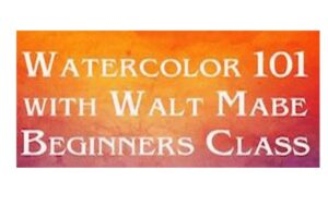 Watercolor Basics @ Strokes of Creativity